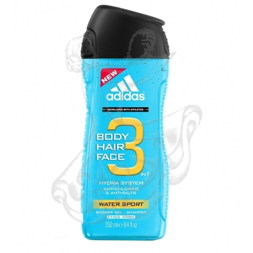 Adidas 3in1 Water Sport 250ml