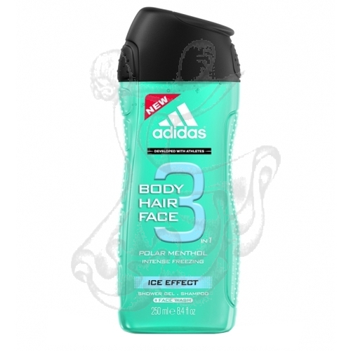 Adidas 3in1 Ice Effect 250ml