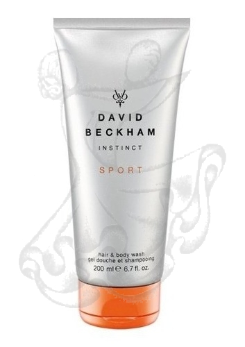 David Beckham Instinct Sport 200ml