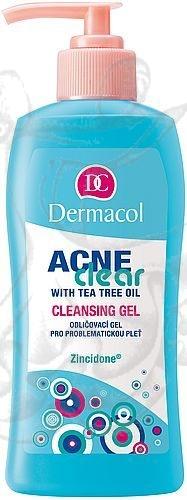 Dermacol AcneClear Cleansing gél (Odličovací gél pro problematickou pleť) 200ml