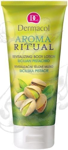 Dermacol Aroma Ritual Revital Body Lotion Sicilian Pistachi (Sicilská pistácie) 200ml