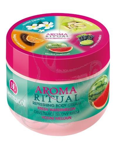 Dermacol Aroma Ritual Refreshing Body krém FreshWatermelon (Fresh Watermelon) 300ml