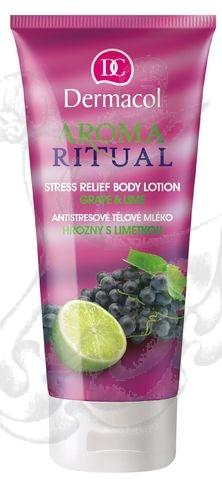 Dermacol Aroma Ritual Body Lotion Grape&Lime (Hrozny s limetkou) 250ml