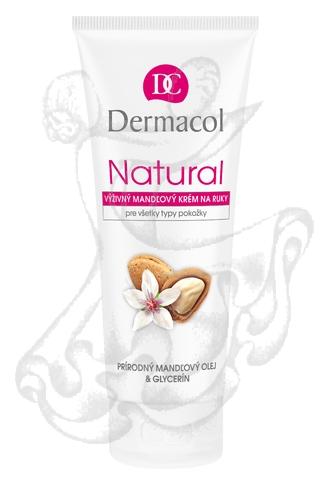 Dermacol Natural Mandlový Krém Na Ruce 100ml