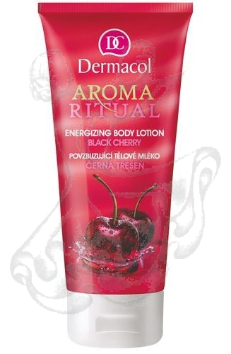 Dermacol Aroma Ritual Harmoniz Body Lotion Black Cherry (Black Cherry) 200ml