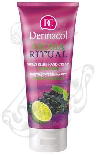 Dermacol Aroma Ritual Hand krém Grape&Lime (Hrozny s limetkou) 100ml