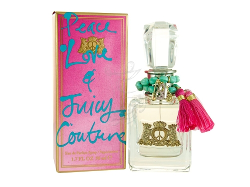 Juicy Couture Peace, Love and Juicy Couture 100ml