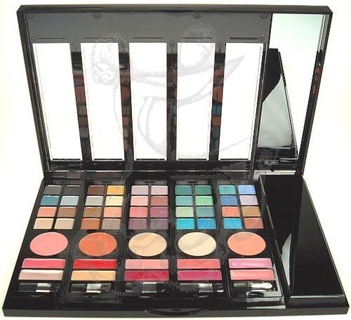 Makeup Trading Schmink Set 5 Change Palette 38 g Complet Make Up Palette (Kazeta dekoratívnej kozmetiky) 38ml