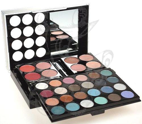 Makeup Trading Schmink Set 40 Colors 32,1 g Complet Make Up Palette (Kazeta dekoratívnej kozmetiky) 32ml