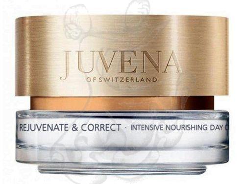 Juvena Rejuvenate & Correct Intensive Day krém (Suchá a velmi suchá pleť) 50ml