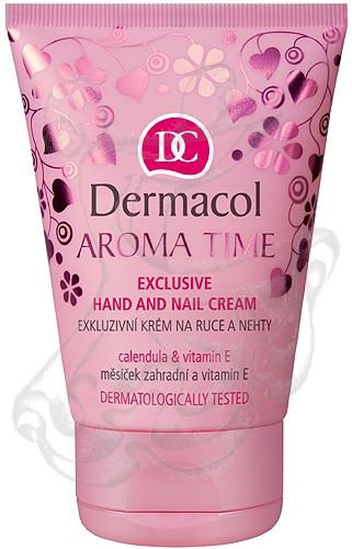 Dermacol Aroma Time (Exkluzivní krém na ruce a nehty) 100ml