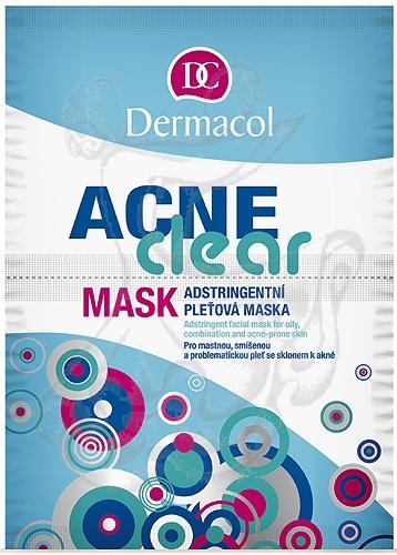 Dermacol Dermaclear Mask 16 g 16ml