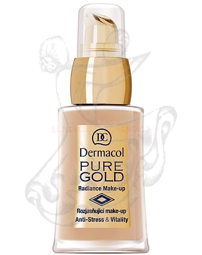 Dermacol Make-Up Pure Gold 3 30 g 30ml