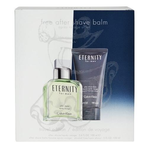 Calvin Klein Eternity Ash 100ml + 150ml balzám po holení 100ml