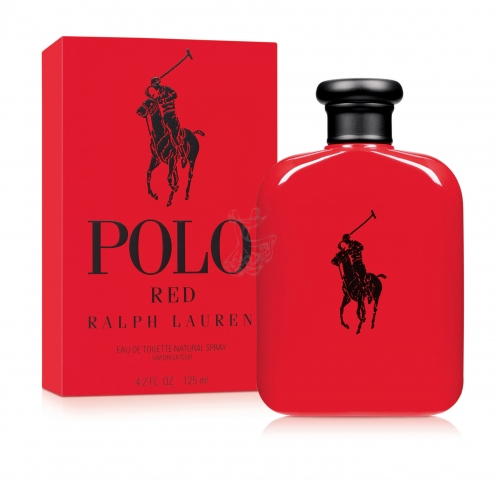 Ralph Lauren Polo Red 125ml