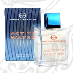 Sergio Tacchini Active Water Tester TESTER 27ml
