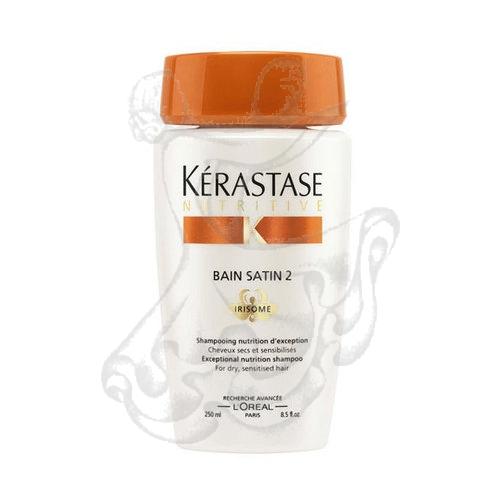 Kérastase Nutritive Bain Satin 1 Irisome Normal to Dry Hair (Normální, suché a jemné vlasy) 1000ml