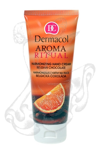 Dermacol Aroma Ritual Hand krém Belgian Chocolate (Belgická čokoláda) 100ml