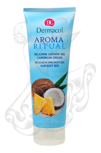 Dermacol Aroma Ritual Shower gél Caribbean Dream (Karibský sen) 250ml