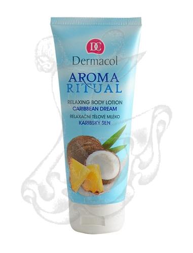 Dermacol Aroma Ritual Body Lotion Caribbean Dream (Karibský sen) 200ml