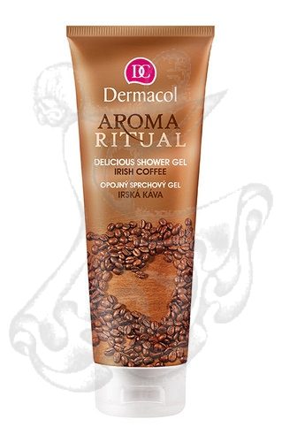 Dermacol Aroma Ritual Shower gél Irish Coffee (Irská káva) 250ml