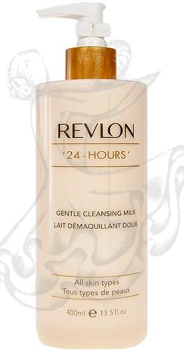 Revlon 24H Gentle Cleansing Milk (Všechny typy pleti) 400ml
