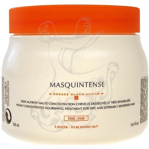 Kérastase Nutritive Masquintense Fine (Suché a velmi citlivé vlasy) 200ml