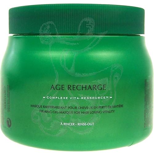 Kérastase Resistance Age Recharge Masque For Hair Losing Vit (Pro vlasy bez vitality) 500ml